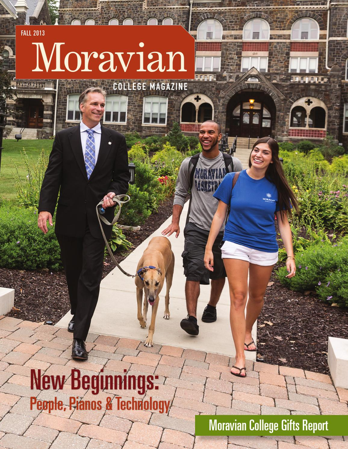 Moravian College Magazine Fall 2013 By Moravian College Issuu
