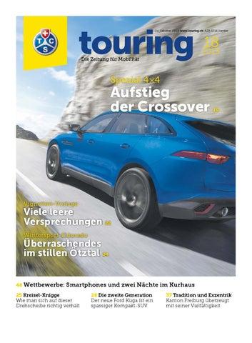 Touring 18 2013 Deutsch By Touring Club Schweiz Suisse Svizzera