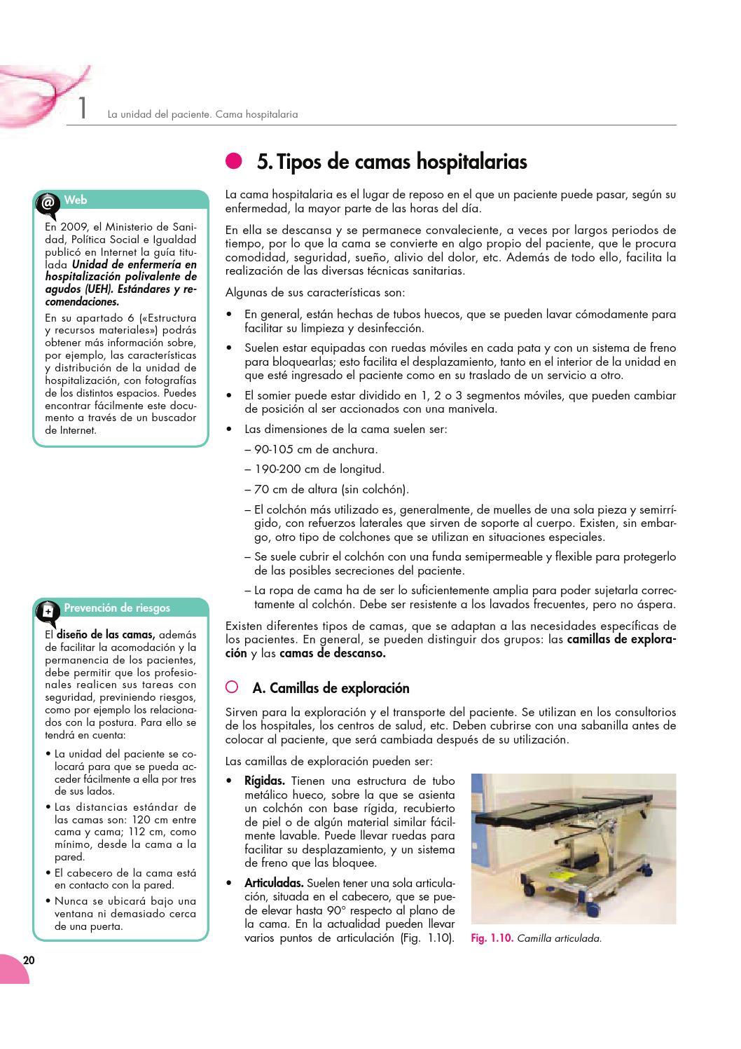 La Cama Hospitalaria By Luis Miguel Berenguel Issuu