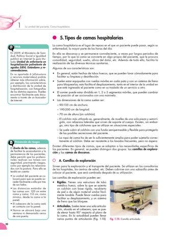 La cama hospitalaria by Luis Miguel Berenguel - Issuu