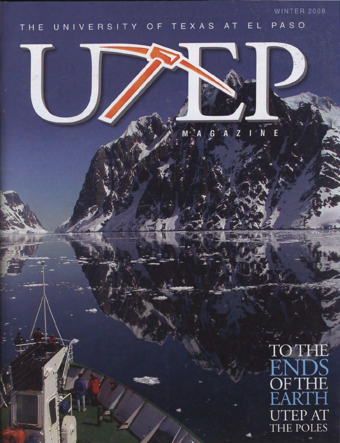UTEP Magazine: The University of Texas at El Paso by UTEP Library ...