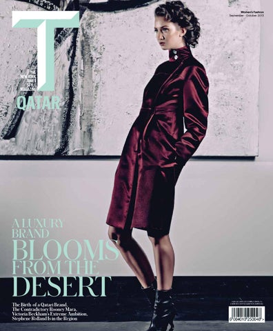 09bd4bb8903 T qatar issue September October by Oryx Group of Magazines - issuu