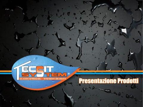 Presentazione prodotti tecsitsystem by tecsitsystem issuu