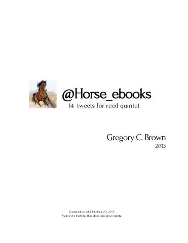 horse_ebooks dating mest populära gay online dating webbplatser
