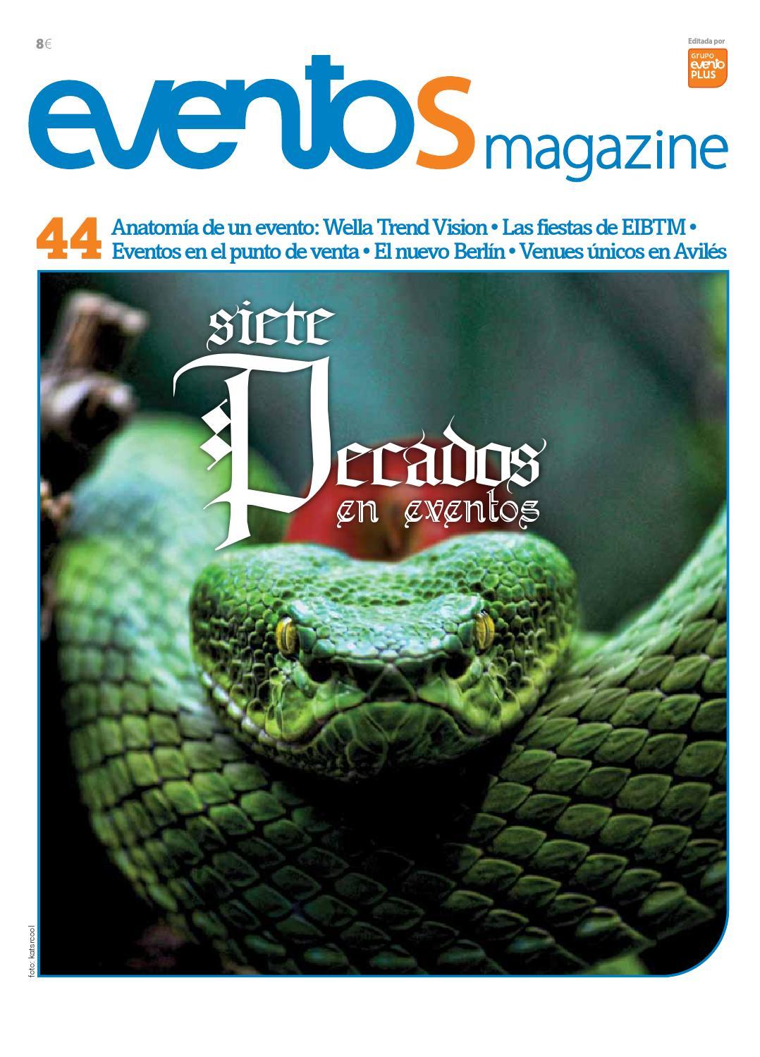 eventos Magazine 44 by Grupo eventoplus - issuu