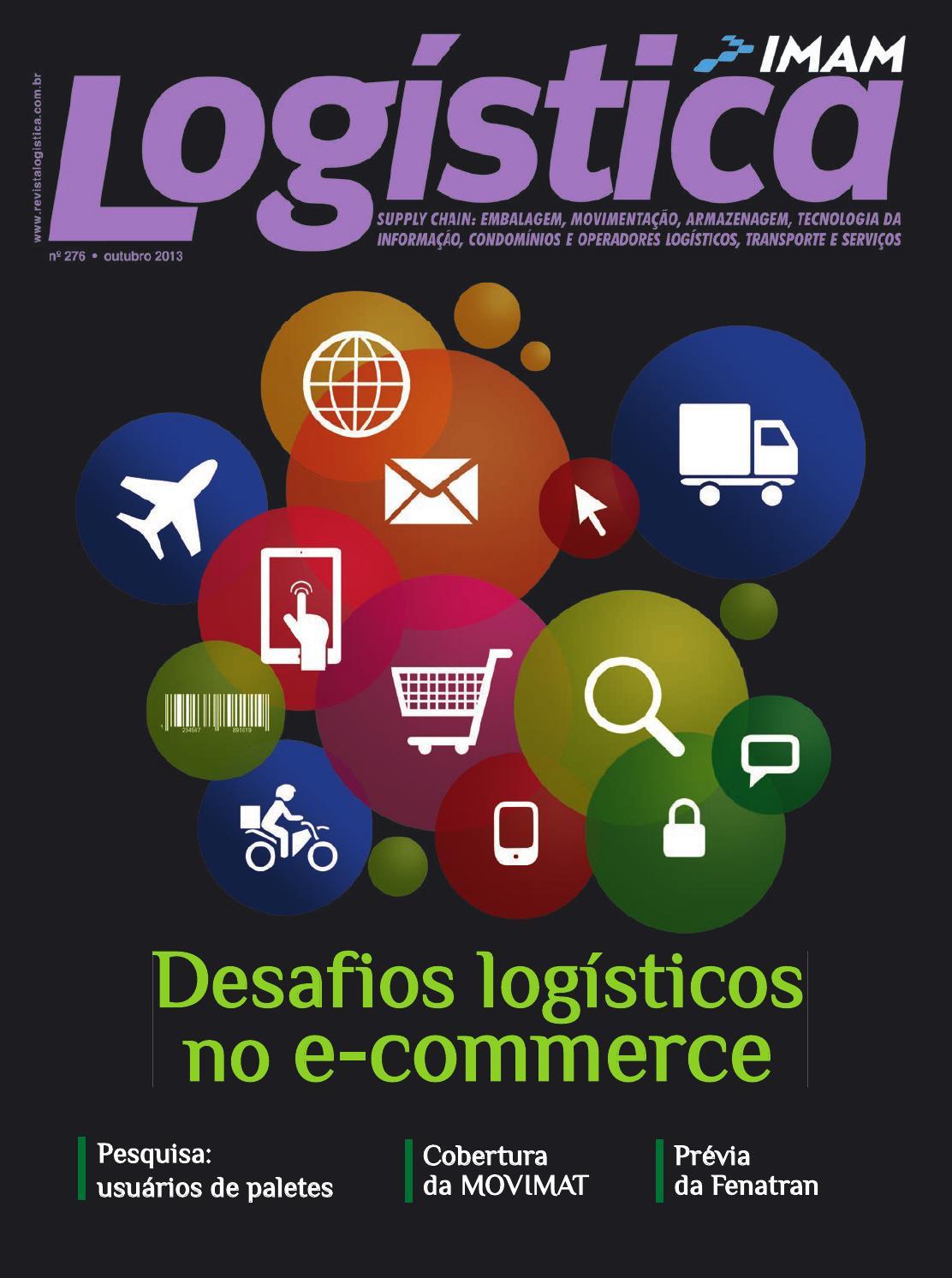 Revista LOGÍSTICA 276 - Outubro 2013 by Revista LOGÍSTICA - issuu de5a007a9408e