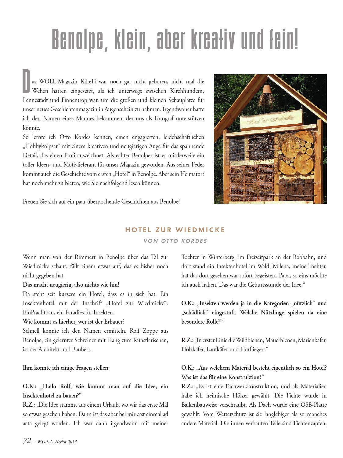 WOLL-Magazin – KiLeFi und Umgebung – Ausgabe 5 by FREY PRINT + MEDIA ...
