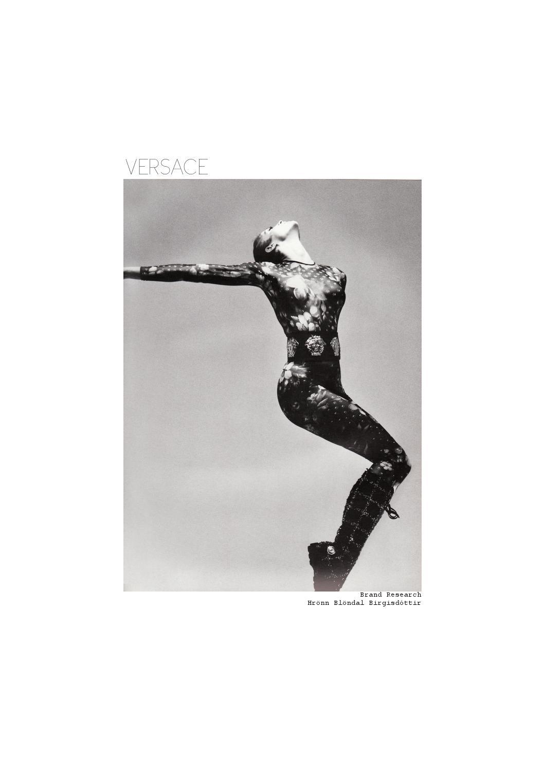 Versace Research By Hrnn B Issuu