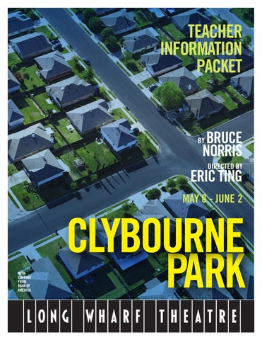 Clybourne Park By Bruce Norris Pdf Download
