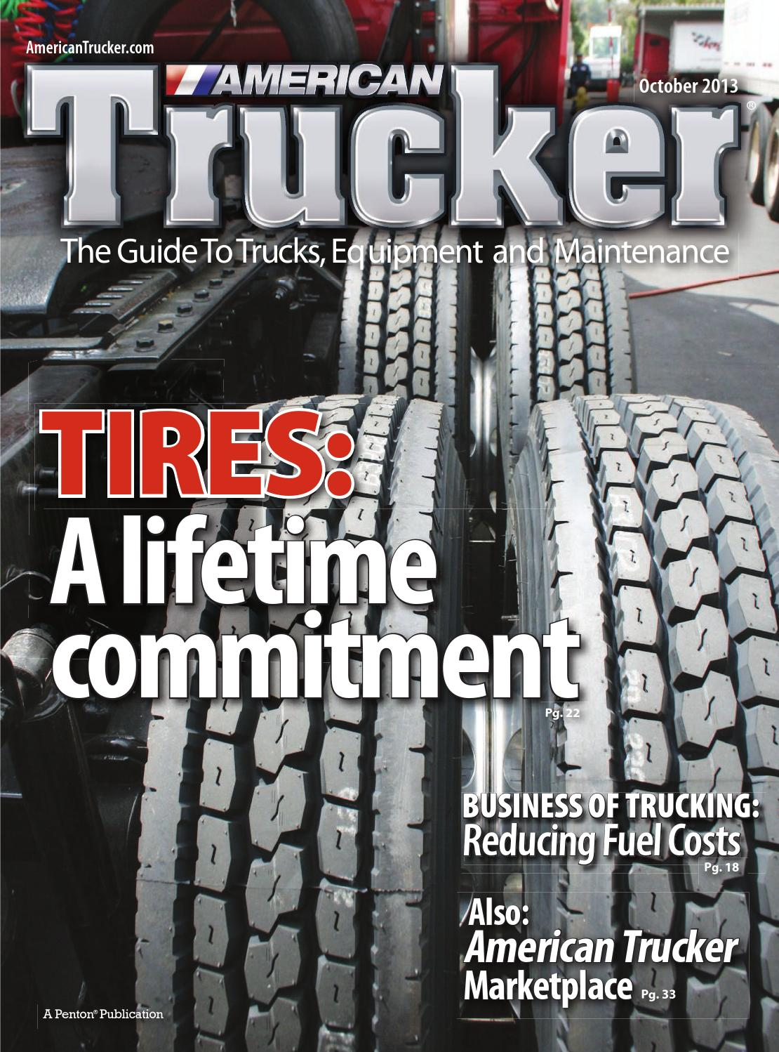 American Trucker West October Edition By Issuu 2006 Freightliner Century Fuel Filter