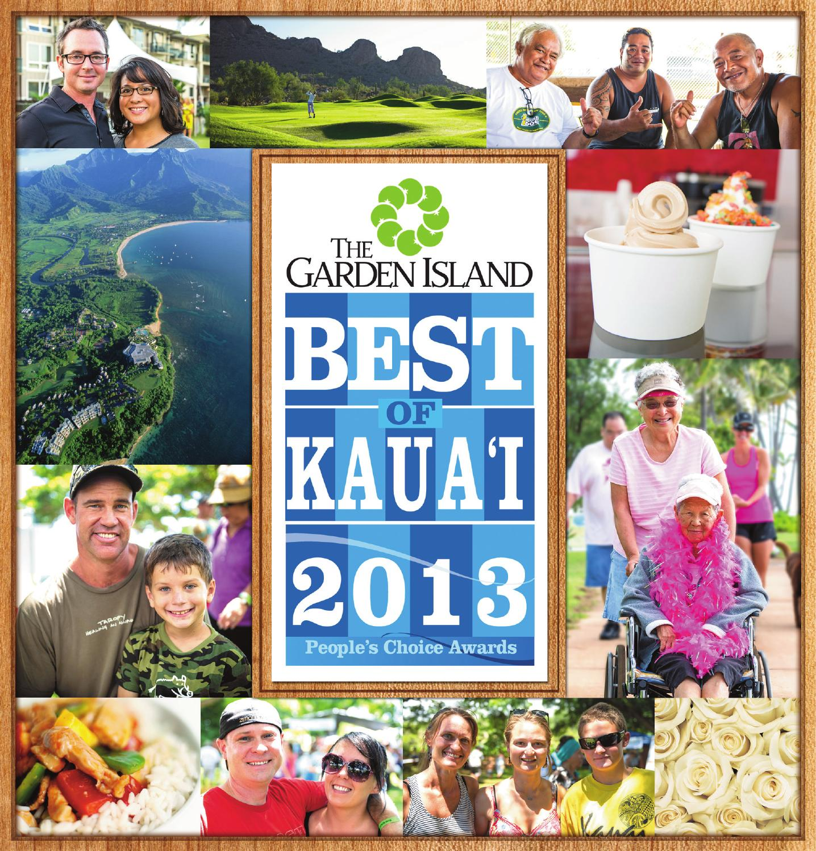 Best Of Kauai 2013 By The Garden Island Newspaper Issuu