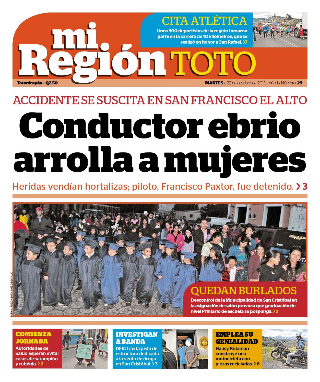 Miregion toto 029 by elQuetzalteco - issuu