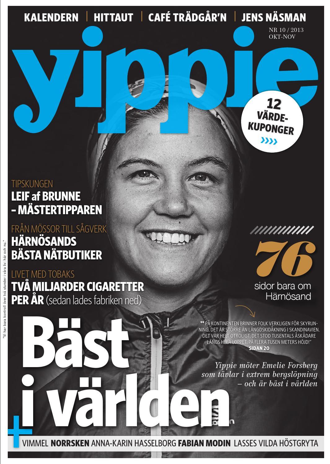 e89c6ff1ab0 Yippie nr 10 2013 by Alltid Marknadsbyra - issuu