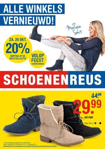 292eebfa721 Schoenen reus folder geldig tot 03/11 by broshuri - issuu