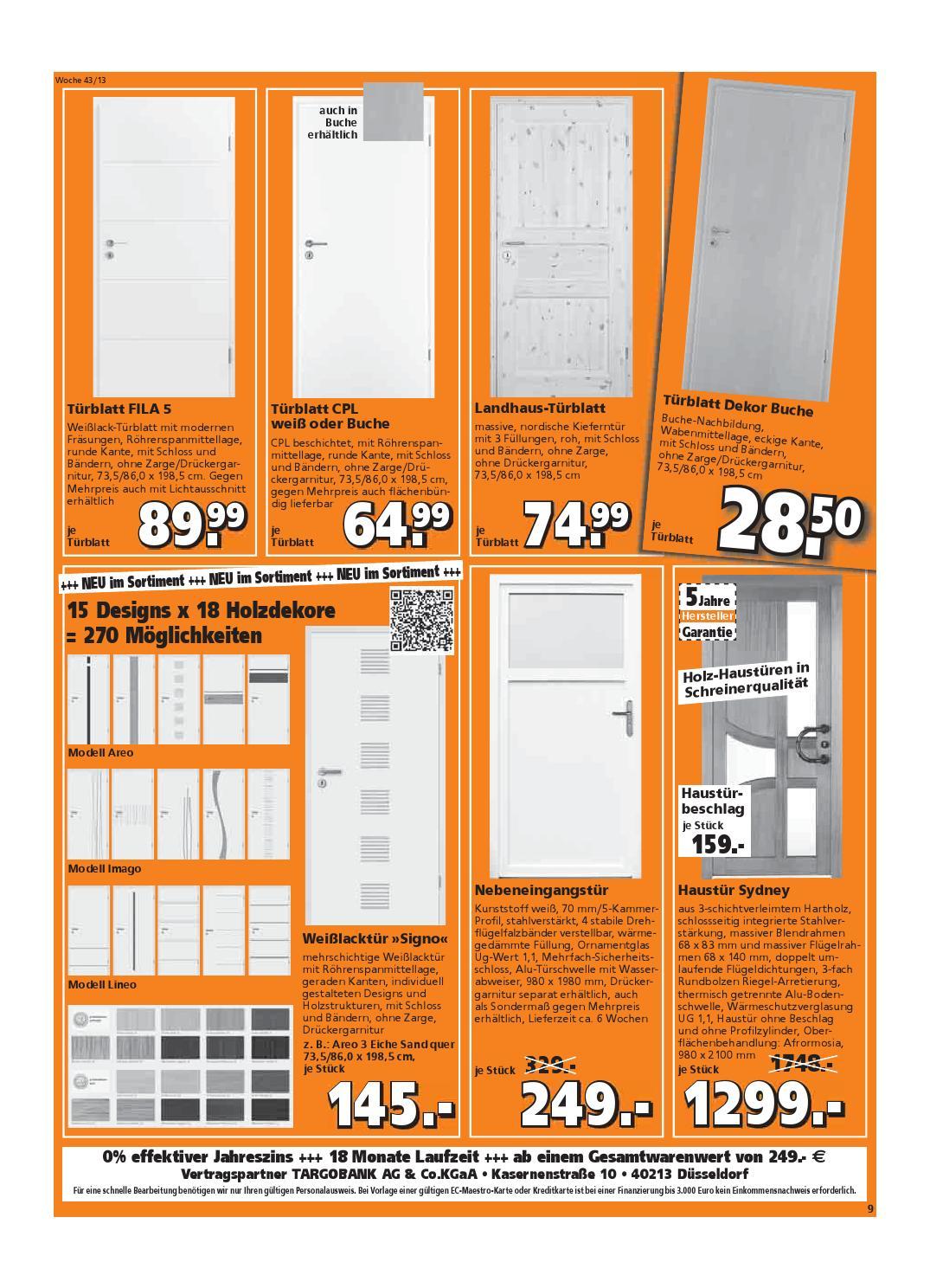 globus baumarkt katalog g ltig bis 26 10 by broshuri issuu. Black Bedroom Furniture Sets. Home Design Ideas