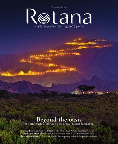 72e606e3b Rotana magazine, octdec 2013 by Rotana Magazine - issuu