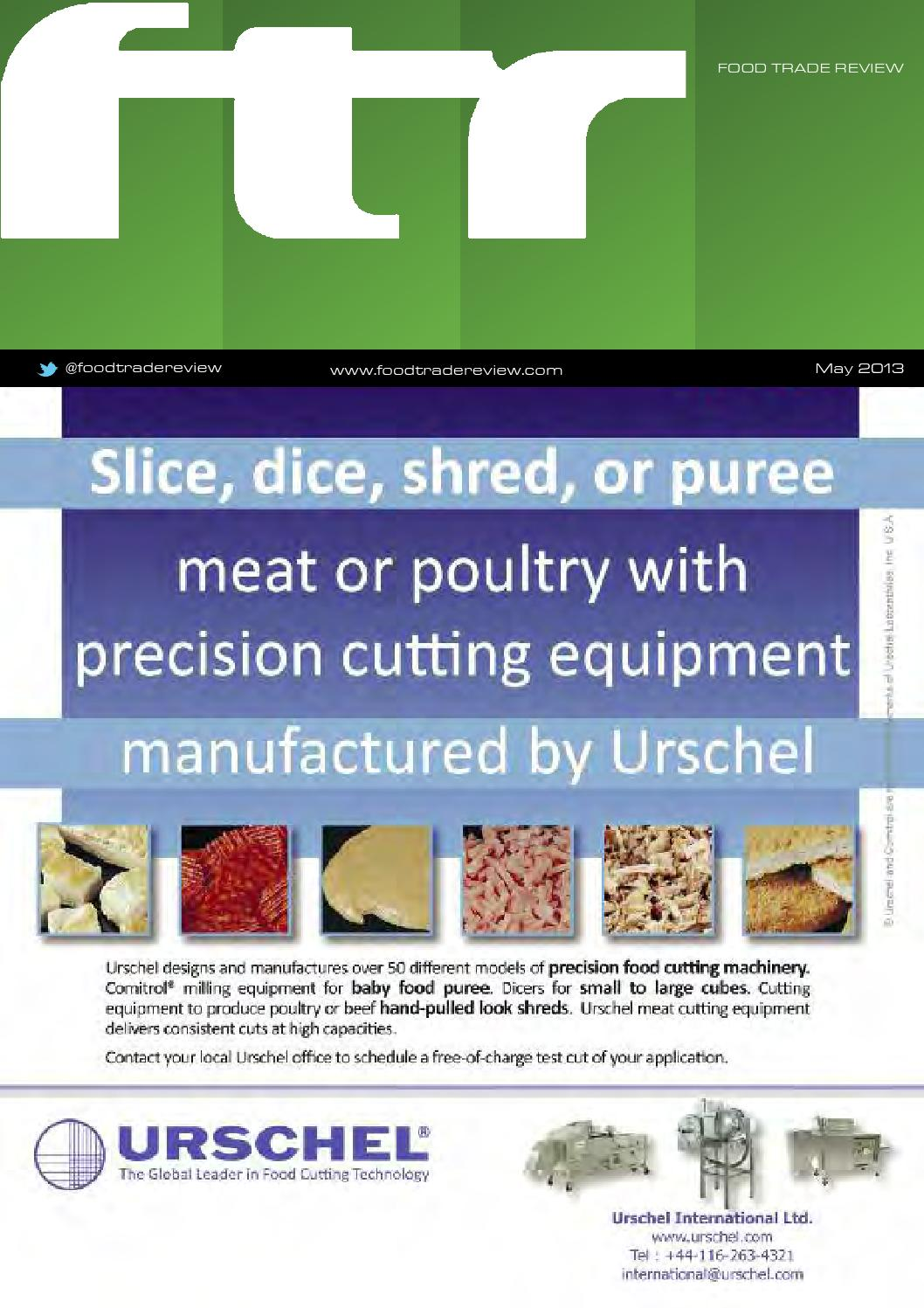 Ftr83 052013 977 May By Food Trade Review Issuu