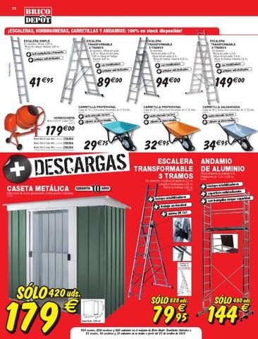 Cat logo y ofertas brico depot v lido 14 11 by broshuri issuu - Banco de trabajo brico depot ...