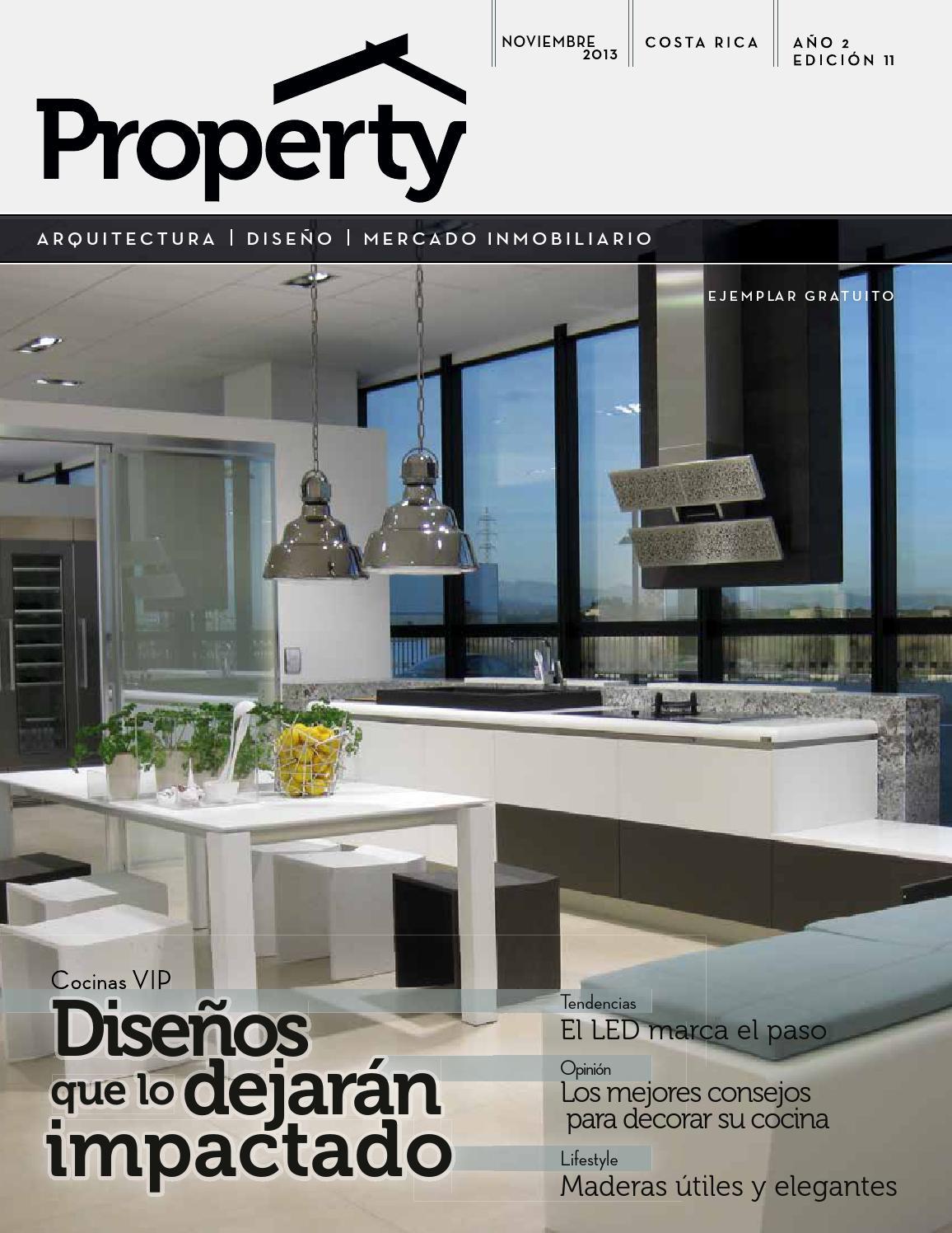 Property magazine - noviembre 2013 by 1205 Doce Cerocinco Magazine ...