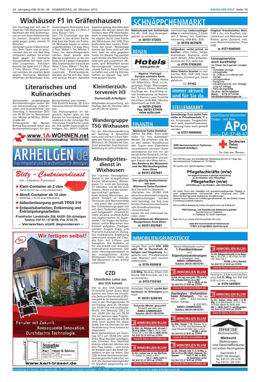 Post Gräfenhausen