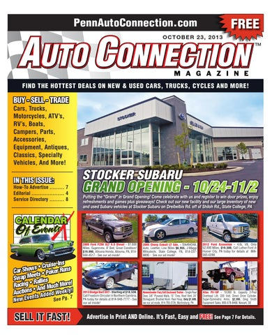 10 23 13 auto connection magazine by auto connection magazine issuu page 1 fandeluxe Images