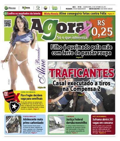 3d07c08d9 Agora - 23 de outubro de 2013 by Amazonas Em Tempo - issuu