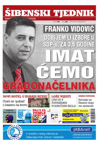 f64959b8ba22 398 sibenski tjednik by Kocka d.o.o. - issuu