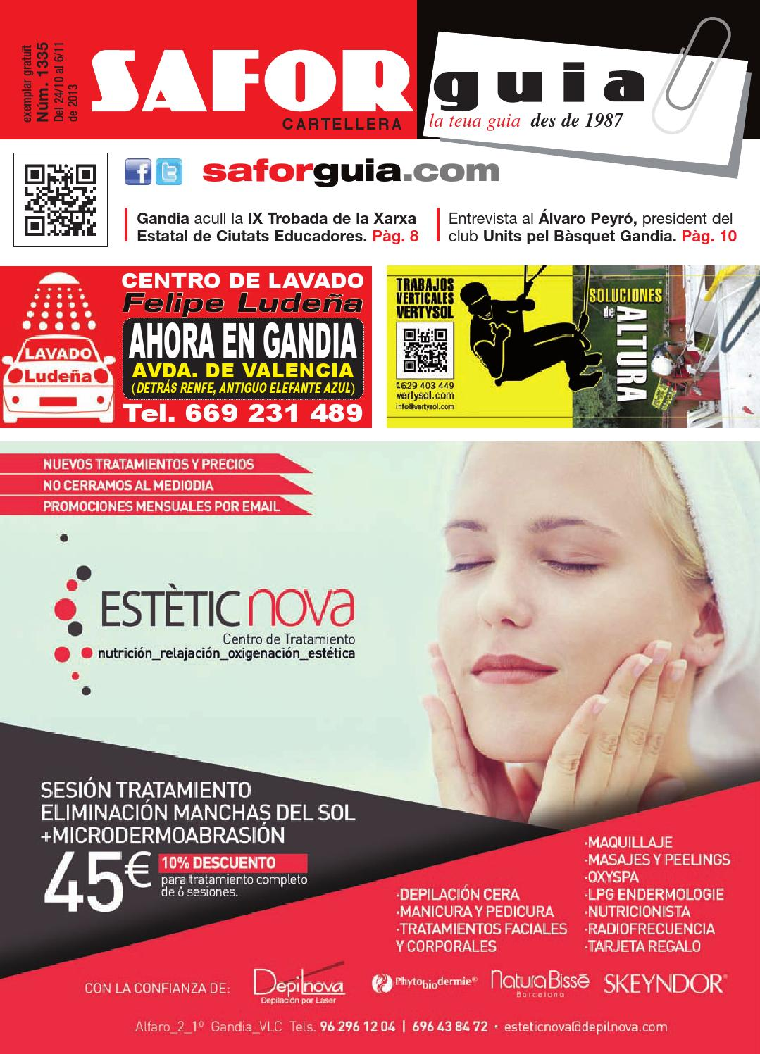 Publicaci N Del 24 De Octubre Al 6 De Noviembre De 2013 By  # Muebles Peiro Quart De Poblet