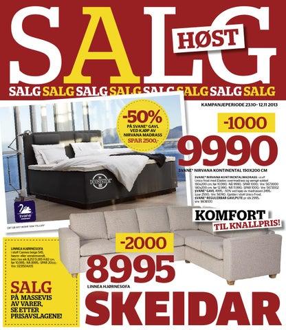 Oppdatert Skeidar kundeavis til 12/11 by broshuri - issuu RE-49