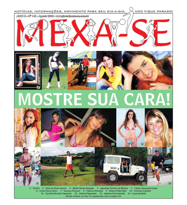 d8033dbb880a7 Jornal Mexa-se Agosto 2008 by Jornal Mexa-se - issuu