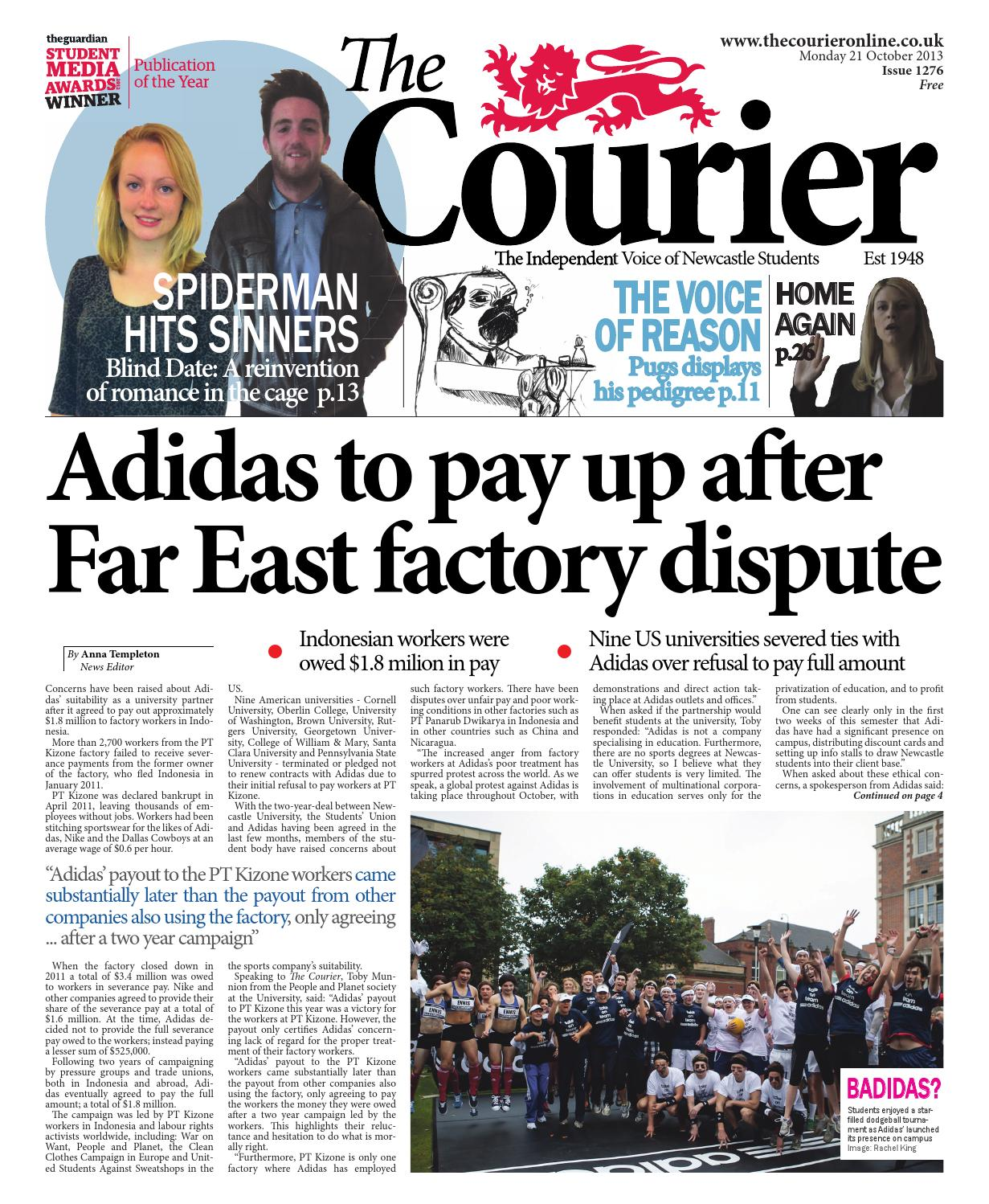 The Courier 1276 by The Courier Online - issuu 8403ab81c7a