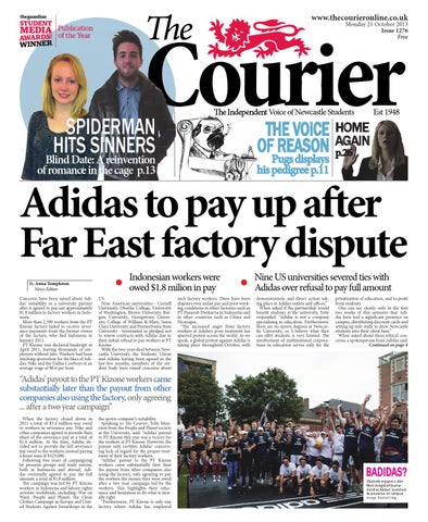 692da65112e5 The Courier 1276 by The Courier Online - issuu