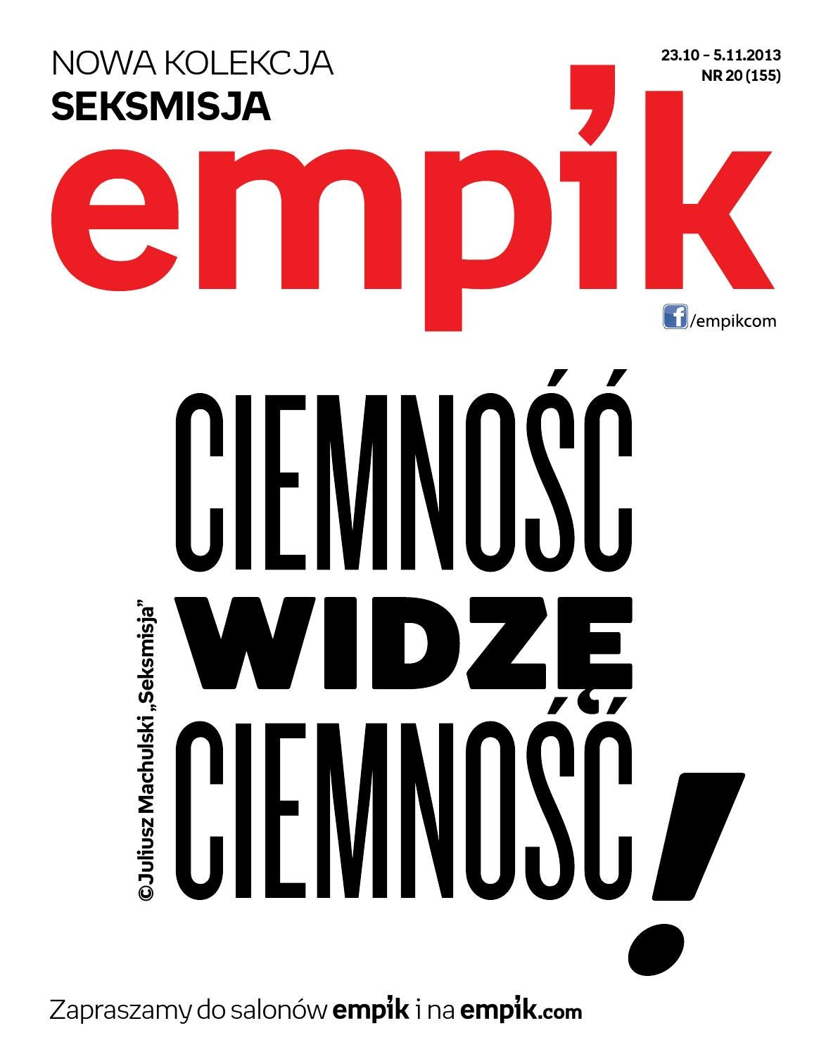 Magazyn Empik Lifestyle Nr 20 2013 By Empik Issuu