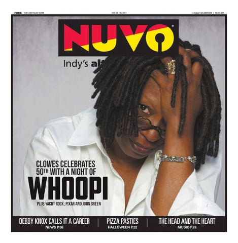 NUVO: Indy's Alternative Voice - October 23, 2013 by NUVO - issuu