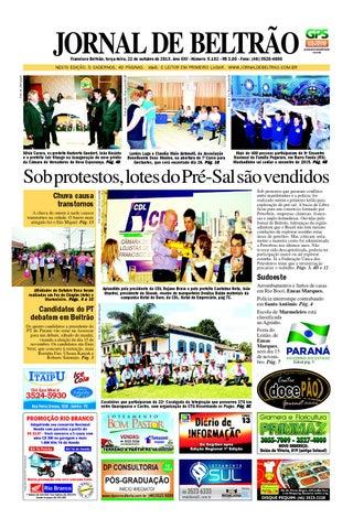 Jornaldebeltrao 22-10-2013.pdf by Orangotoe - issuu 0a9fd60f900f5