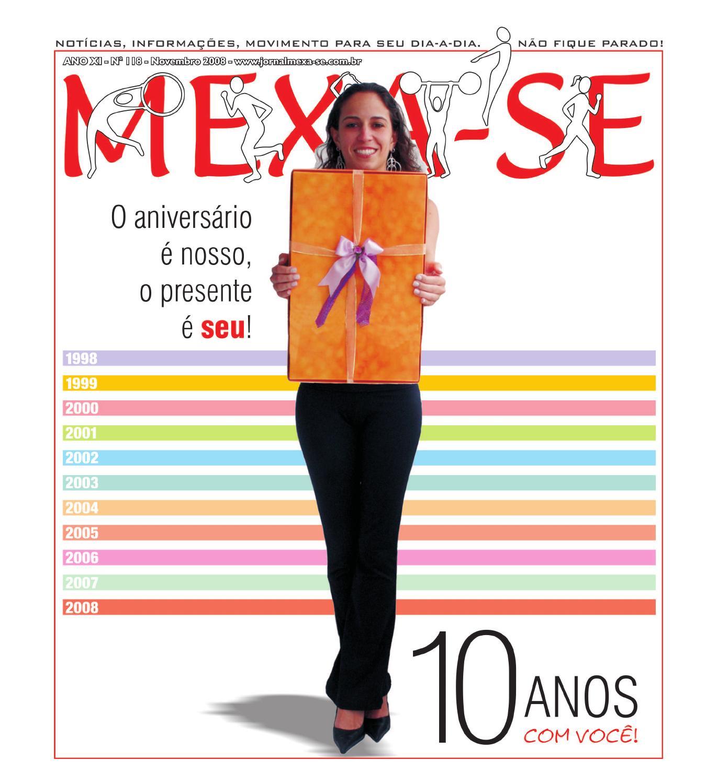 ce47c1302 Jornal Mexa-se Novembro 2008 by Jornal Mexa-se - issuu