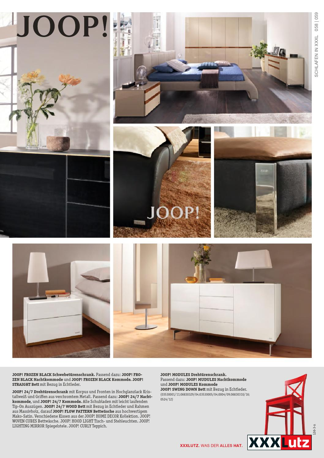 xxxl lutz katalog g ltig bis 30 05 by broshuri issuu. Black Bedroom Furniture Sets. Home Design Ideas