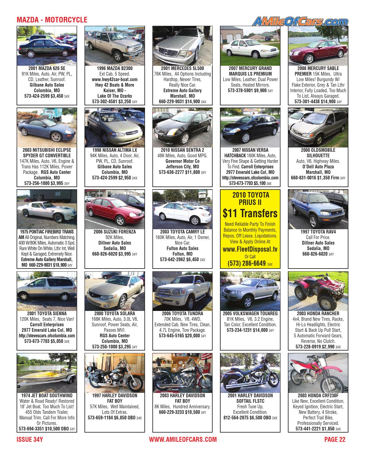 Extreme Auto Sales >> Wheels N Deals Issue 34y By Maximum Media Inc Issuu