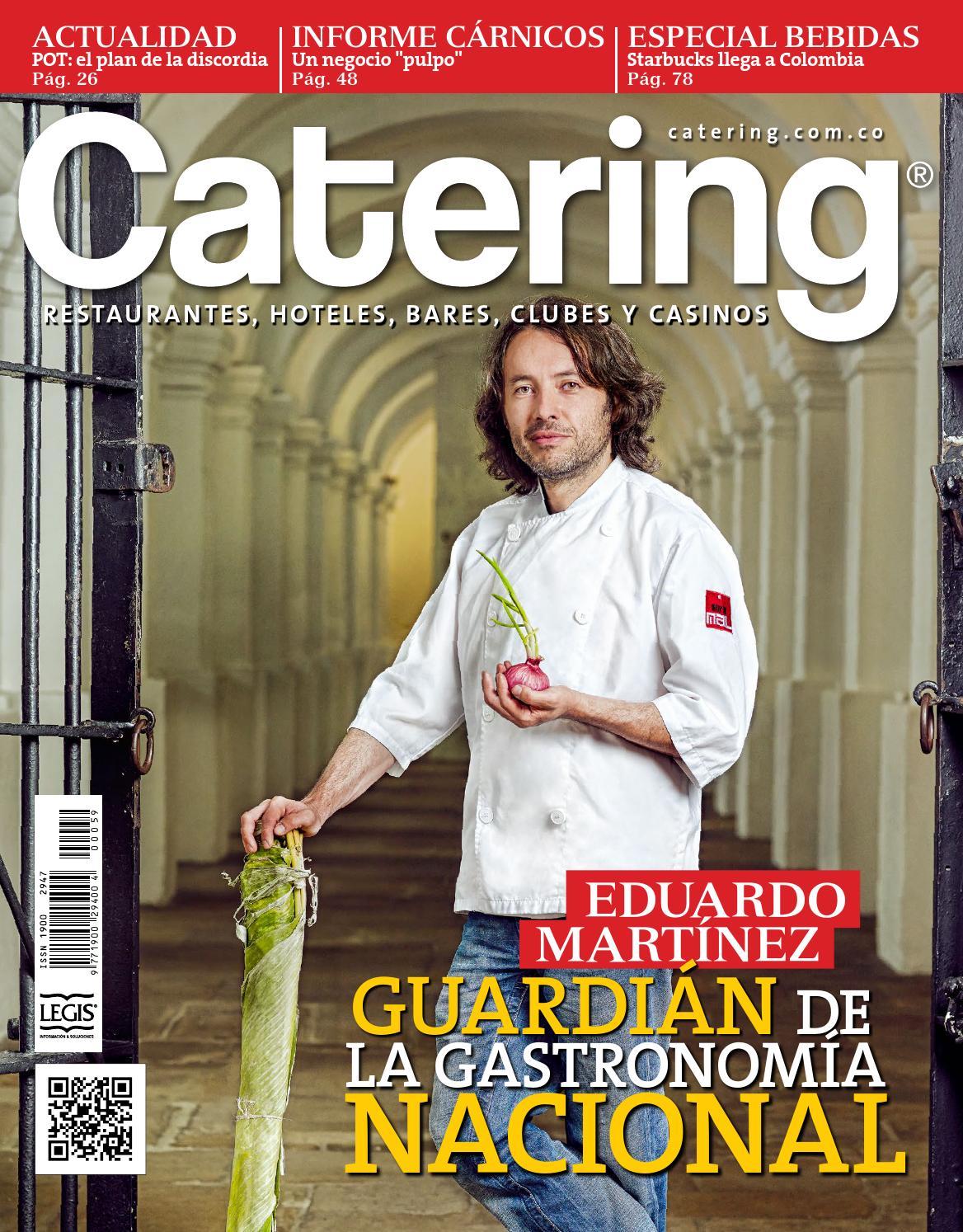 Catering ed 59 web by LEGIS SA - issuu