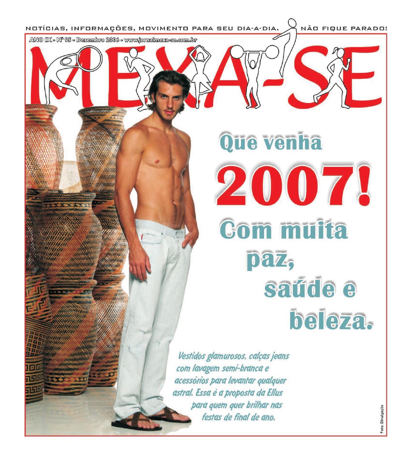 99ff2f9b9a55de Jornal Mexa-se Dezembro 2006 by Jornal Mexa-se - issuu