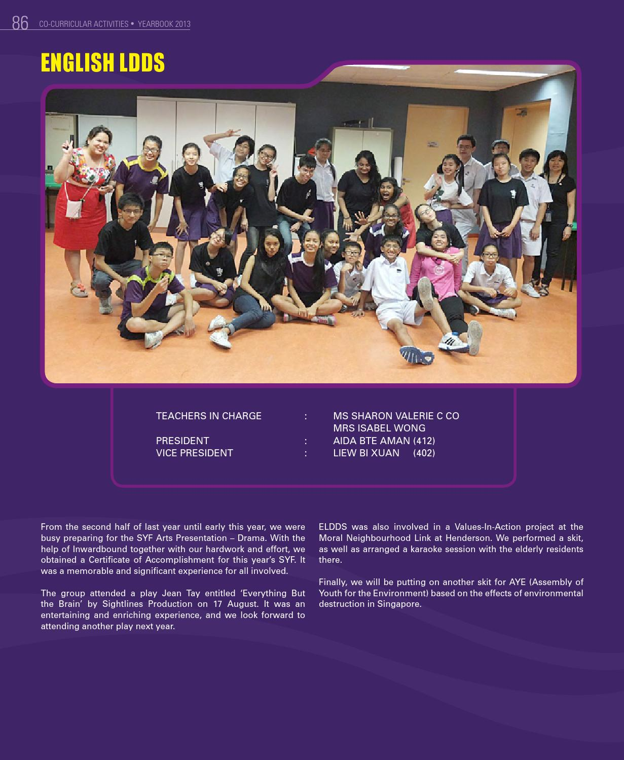 QSS magazine 2013 by qss queensway - issuu
