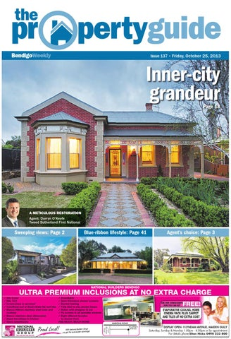 bendigo weekly property guide issue 137 friday october 25 2013 rh issuu com