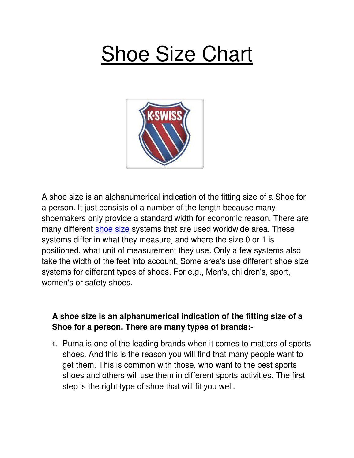 Men and women shoe size conversion chart by myshoespotweb issuu nvjuhfo Choice Image