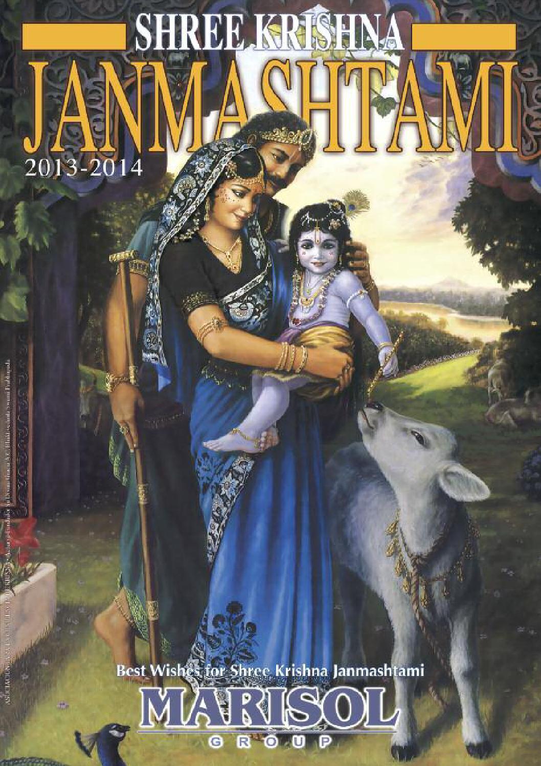 Janmashtami Directory 2013 2014 By Marc Gautam Nagpal Issuu The Little Things She Needs Malmo White Tsn0001342c2267 Putih 36