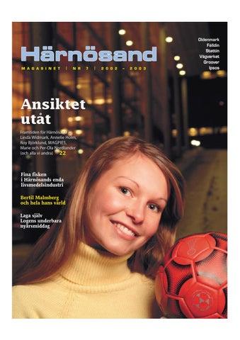 Härnösand Magasinet 7 by Alltid Marknadsbyra - issuu 8985c3b6b017e