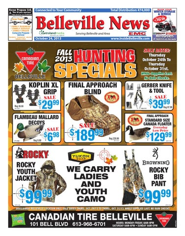 b38a306ec Belleville102413 by Metroland East - Belleville News - issuu