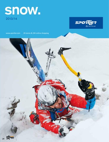 Snow 2013 14 by SPORTLER - issuu 6c71fd50d98