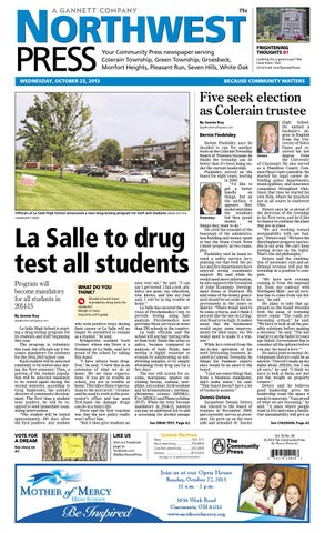 should students face mandatory drug testing Mandatory drug testing for student athletes essay mandatory drug testing was not allowed in many schools are having to face this struggle against drug.