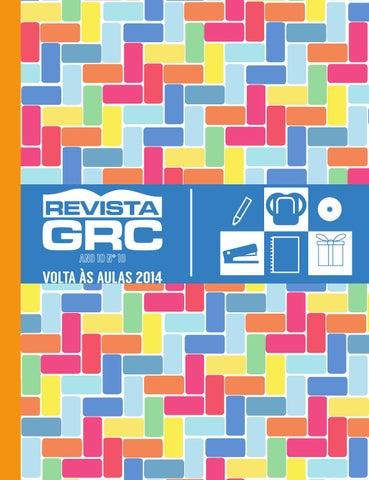 Revista GRC Volume 10 by Ponto Mágico Comercial - issuu 4b51f5978ea1d