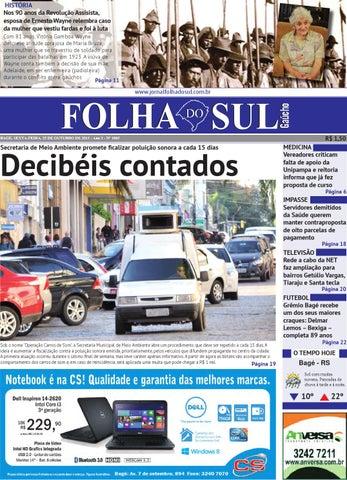Folha do Sul Gaúcho Ed. 1063 (25 10 2013) by Folha do Sul Gaúcho - issuu c1a87380543